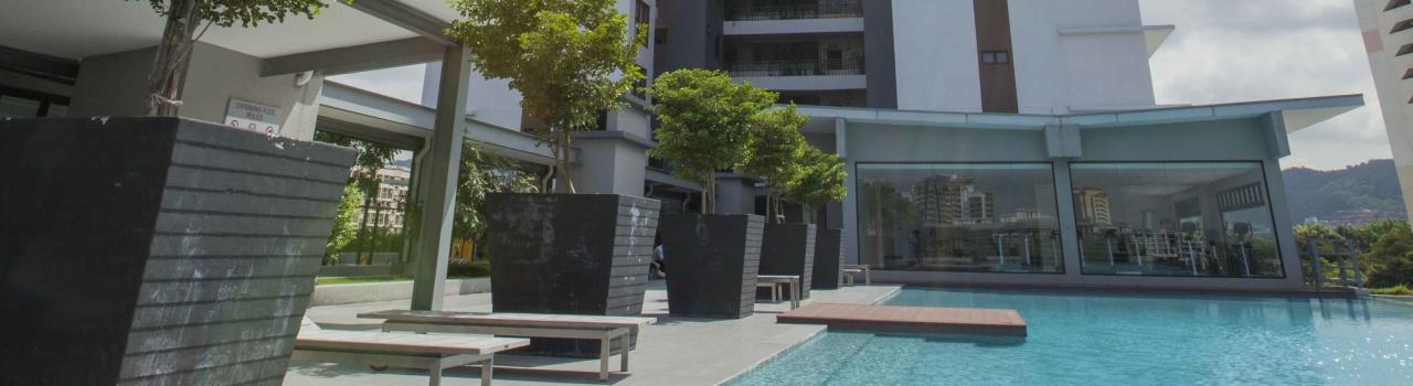 Glomac Centro Serviced Apartment, Kayu Ara, Selangor