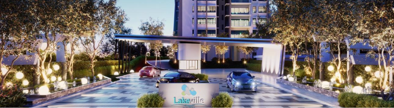 Lakeville Residence @ Jalan Kuching - Contemporary Lakeside Living With Elevated Views