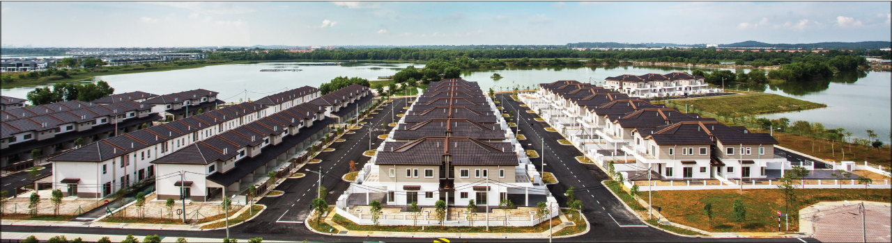 Desiran Bayu - Lakeside Living At its Best