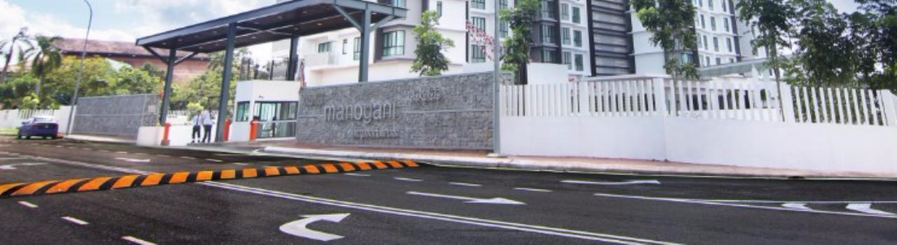Mahogany Park – Homes with the Best Views of Saujana Impian