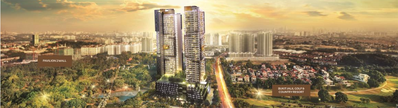 SKYLUXE ON THE PARK @ BUKIT JALIL – THE PERFECT BLEND OF URBAN CONCEPTS WITHIN NATURAL SETTINGS