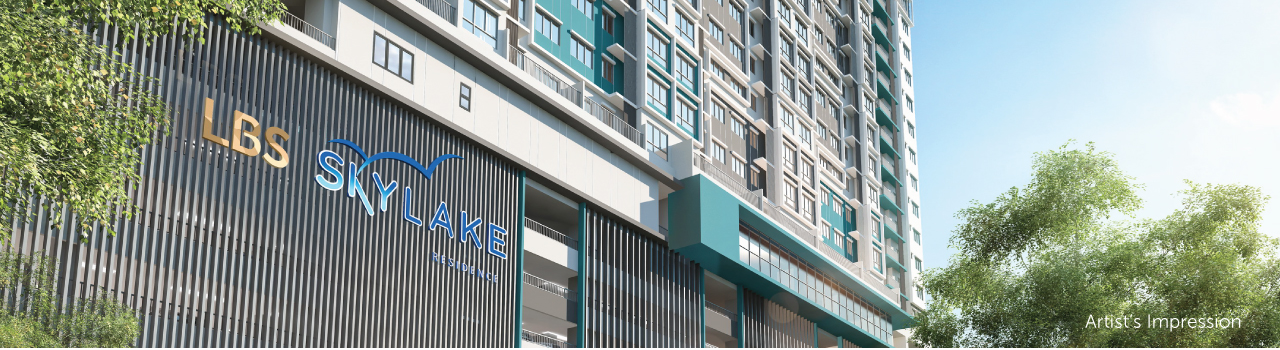 LBS SkyLake Residence – A Tranquil Gem Amidst a Thriving Township