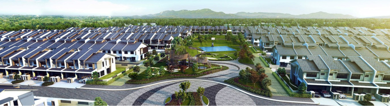 M Aruna @ Rawang - Modern Homes Surrounded by Nature