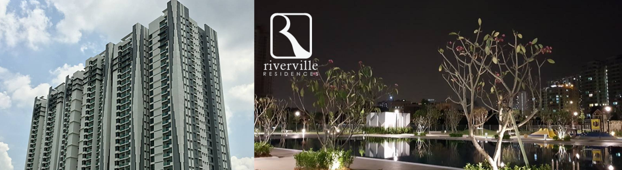 RIVERVILLE – A SYMPHONY OF URBAN LIVING