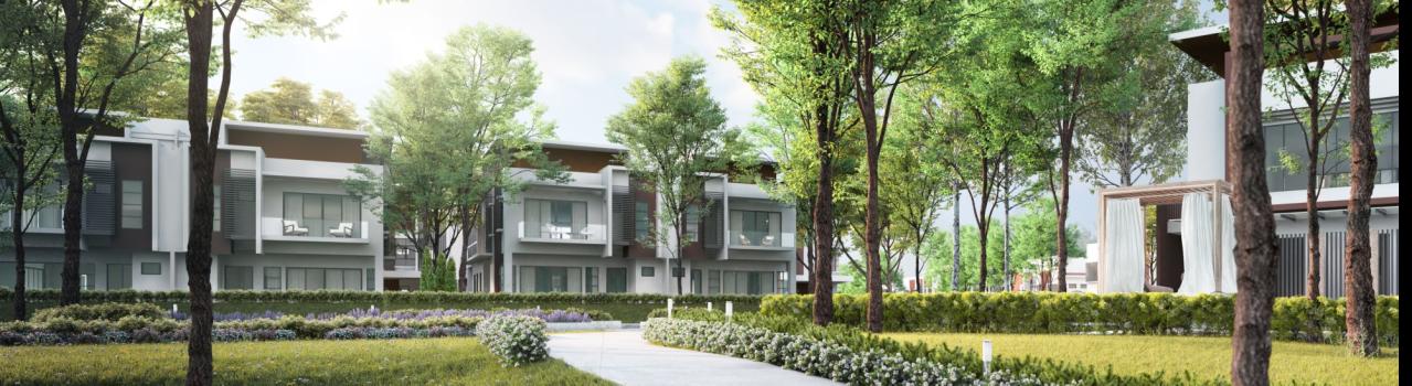 Semanja Kajang Garden Homes - Timeless Elegance
