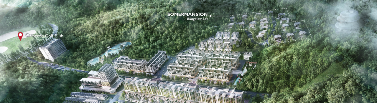 Somer Mansion - Regal Hillside Residences