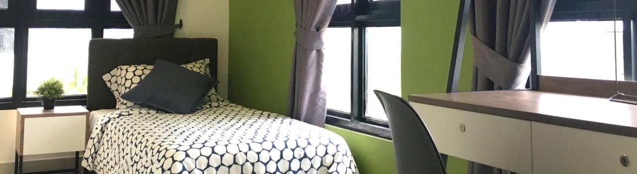 Meridin Executive Suites @ Nusajaya - Contemporary Meets Urban Chic