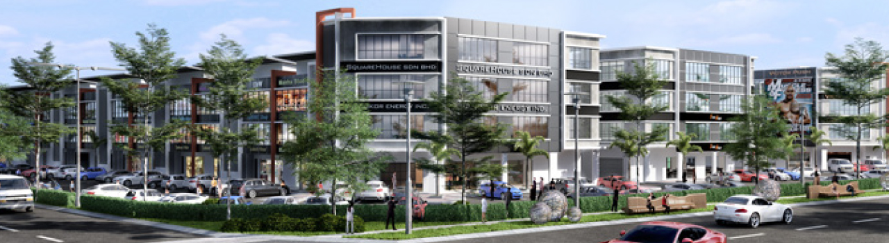 Kubica Square - A thriving commercial hub