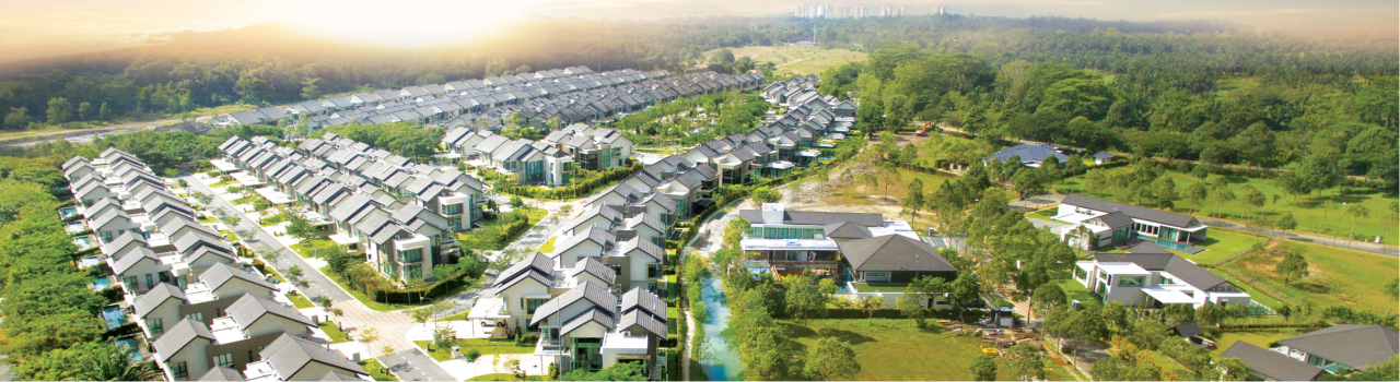 Bayou Creek @ Leisure Farm - Picture-Perfect Residences