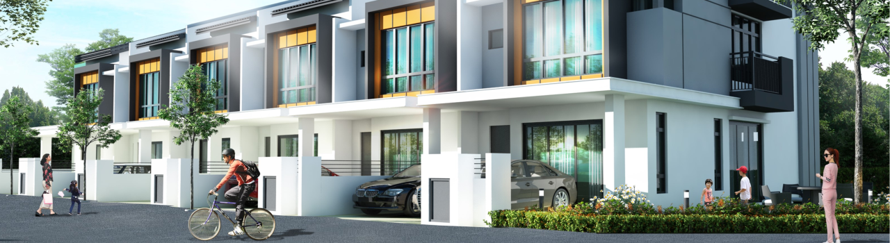 Tresna Teratai @ Saujana Perdana - Spacious, Sleek and Stylish Homes