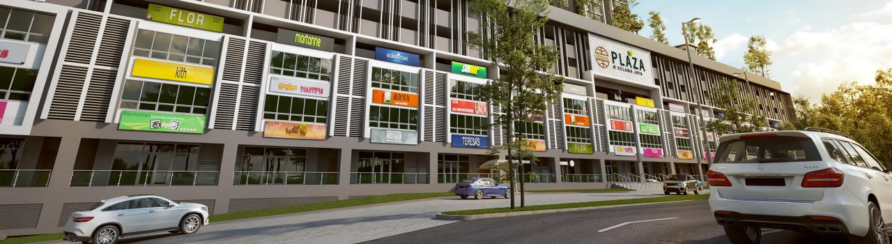 Plaza @ Kelana Jaya Boulevard: Where Dreams Come to Life and Business Thrives
