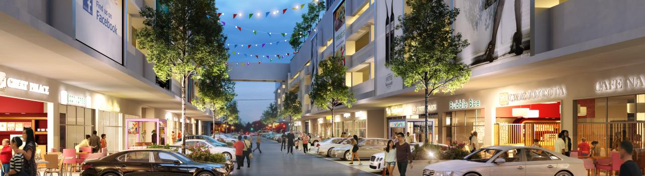 Bayvue Avenue @ Sierra Perdana - An Urban Sophistication