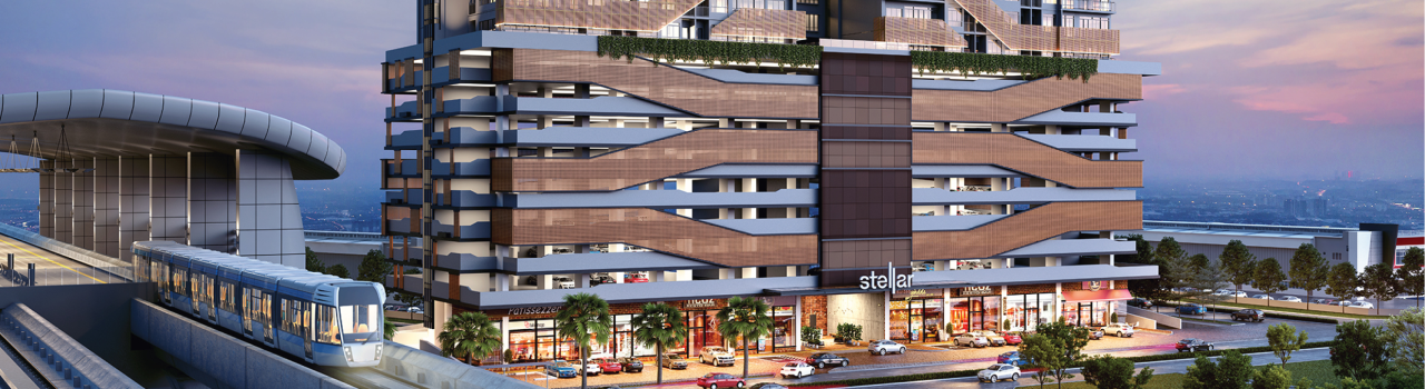 Stellar Suites - An iconic business hub