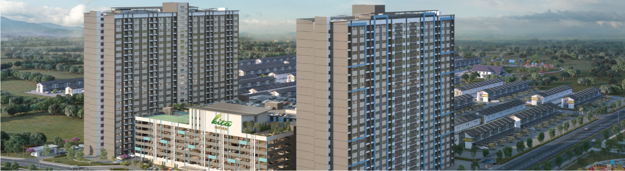 Kita Impian @ Cybersouth - A Wholesome Urban Living
