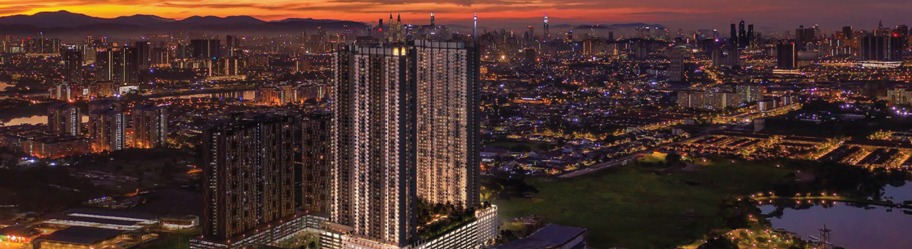 M Luna @ Kepong - A Manifestation of Affordable Luxury With Excellent Connectivity