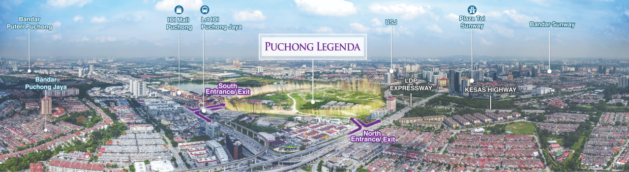 Puchong Legenda, A Dream Come True