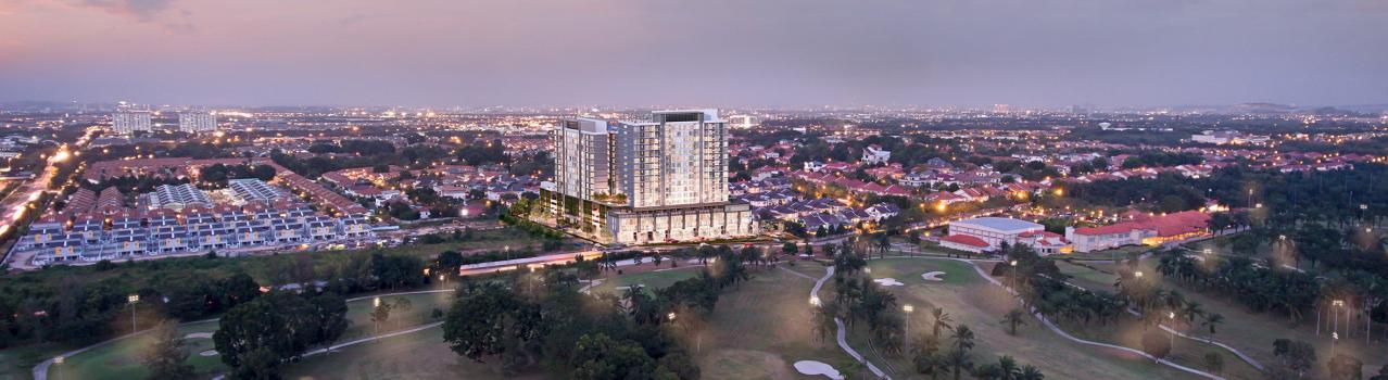 Amverton Greens @ Bukit Kemuning Golf & Country Resort