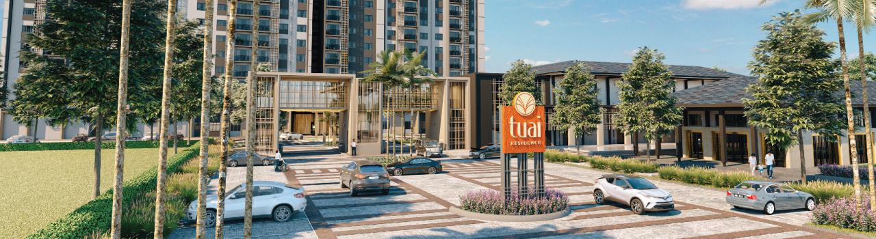 Tuai Residence - The Ideal Multi-Generational Living
