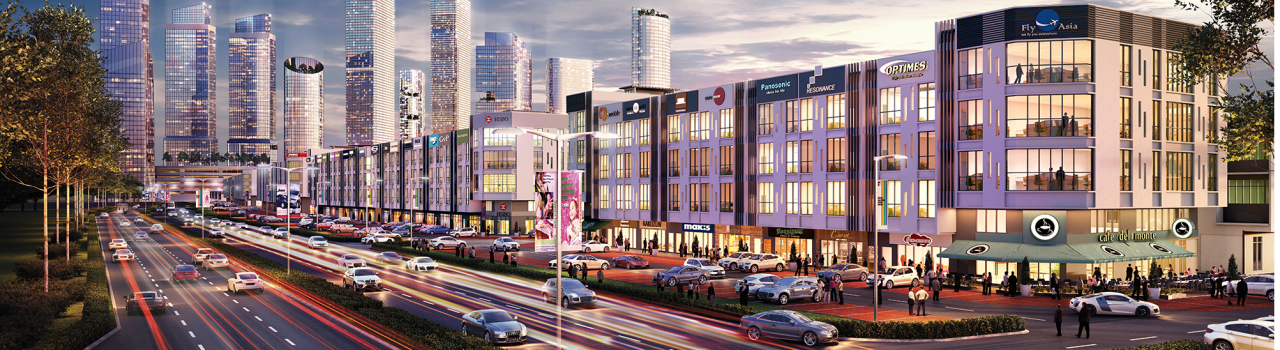 OASIS 3 – The Exclusive Commercial Haven