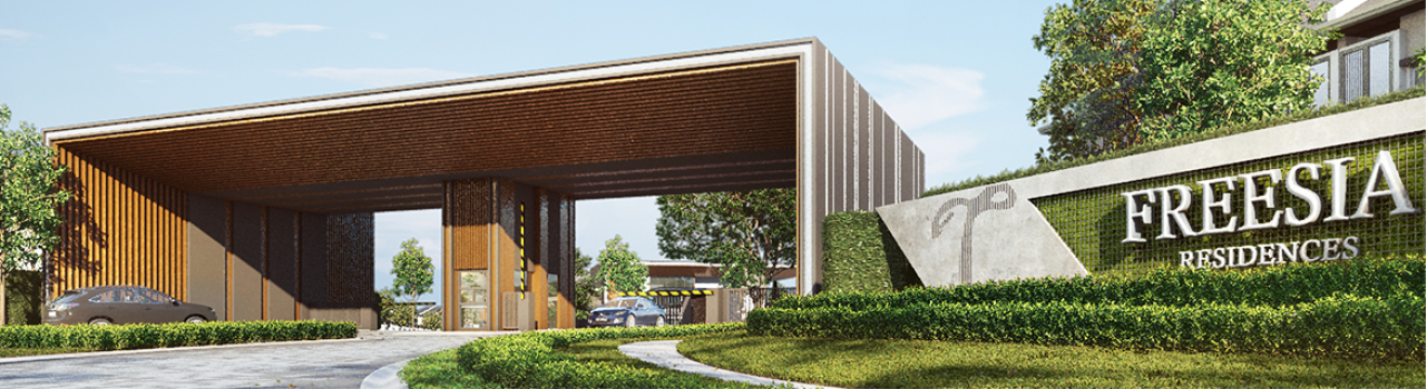 FREESIA RESIDENCES – A PICTURESQUE LIVING EXPERIENCE