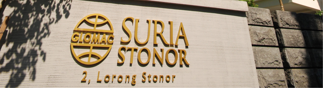 Suria Stonor @ Kuala Lumpur: Magnificence and Elegance Personified