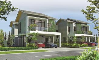 Bukit Impian 2-Storey Semi-Detached House