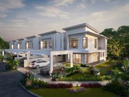 Mellonia, Suriaman 2B @ Bandar Sri Sendayan - Picture 1