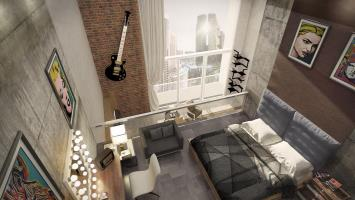 Penthouse-Living Duplex - Picture 1