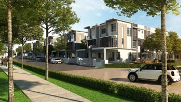 Winter Sonata 3 Storey Cluster House - Picture 1