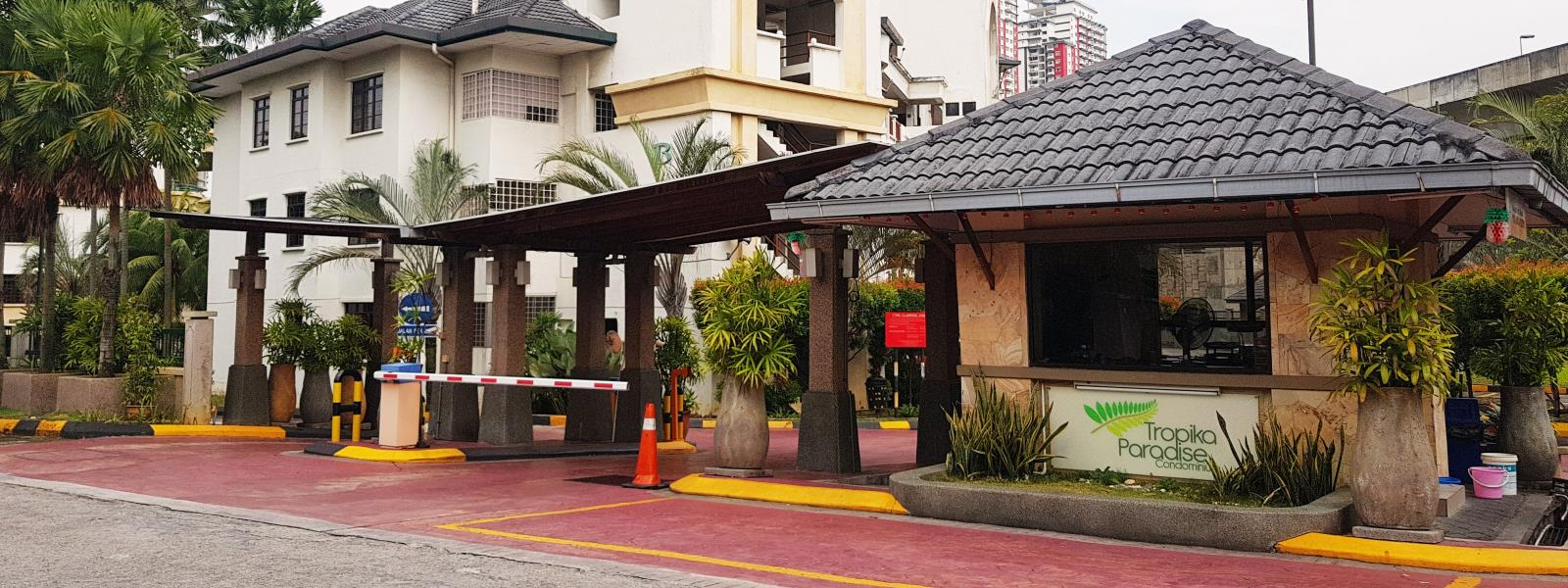 Subang Jaya City Centre (SJCC) : Tropika Paradise