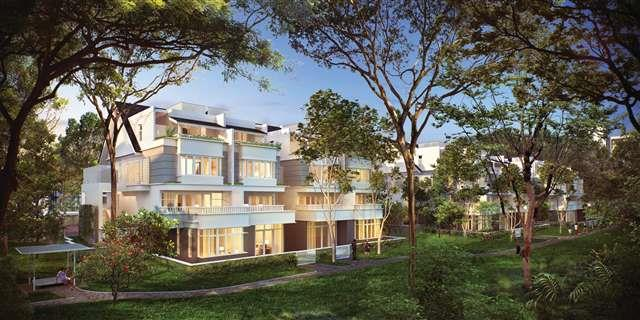 The Glades : The Mews Cluster Homes