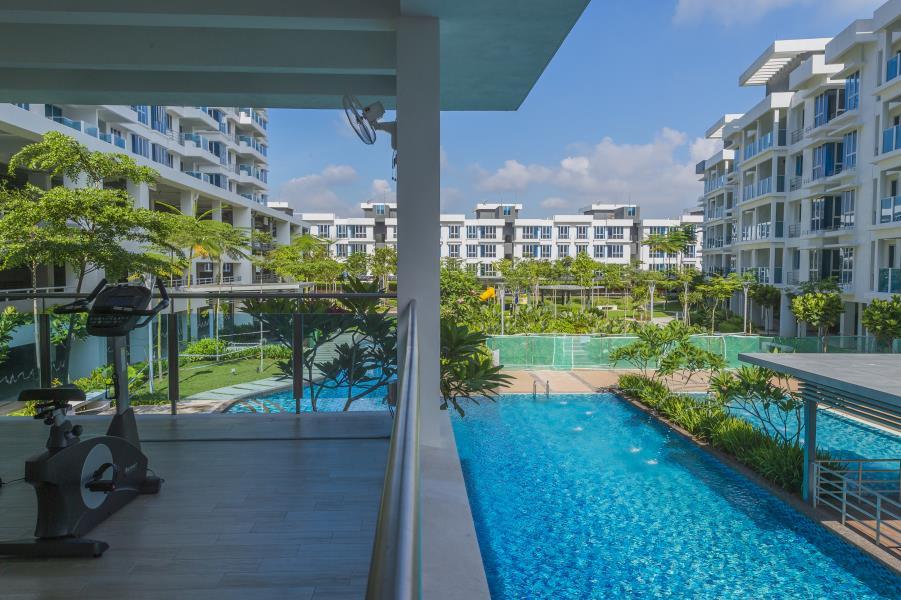 Apartment Putra1