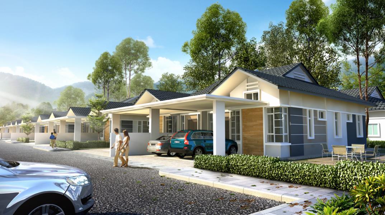 New Regal, Permata Hill Park