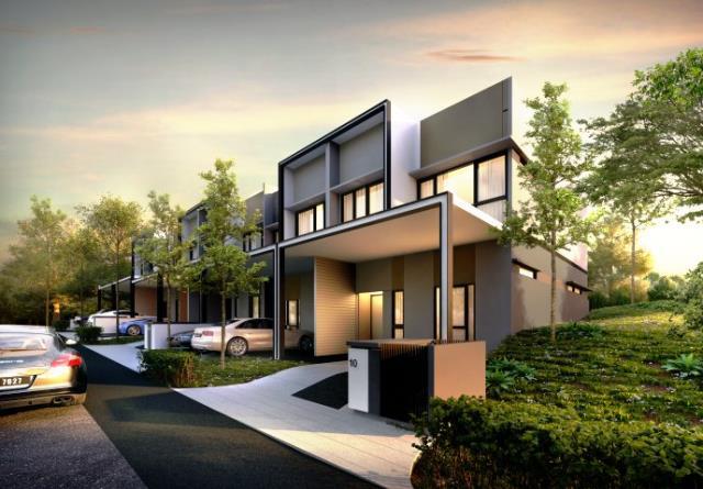 Sunway Iskandar Emerald Residence (Terrace) - Photo 1