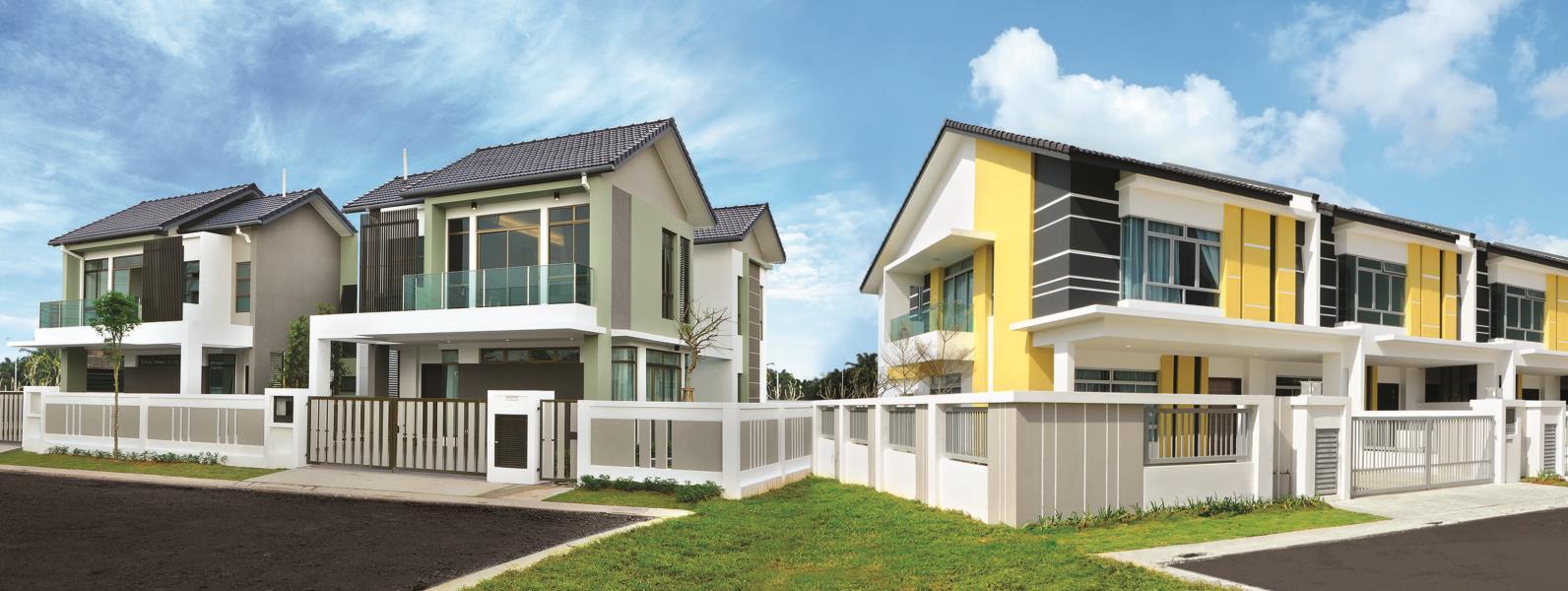 Bukit Impian 2-Storey Semi-Detached House
