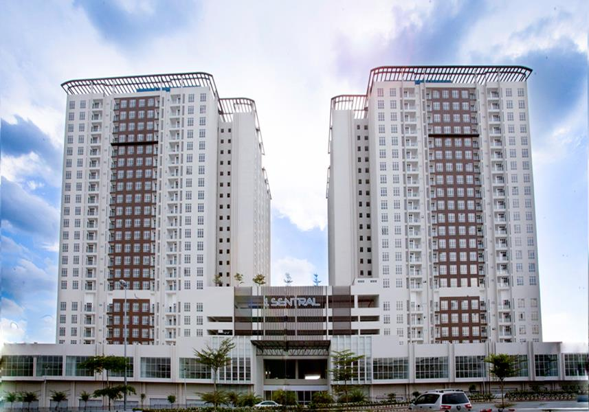 One Sentral Serviced Residence