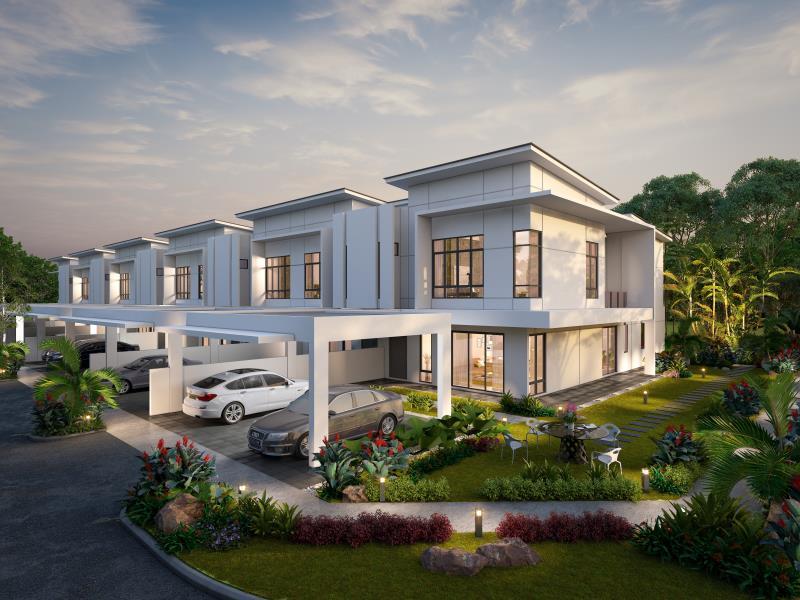 Mellonia @ Bandar Sri Sendayan