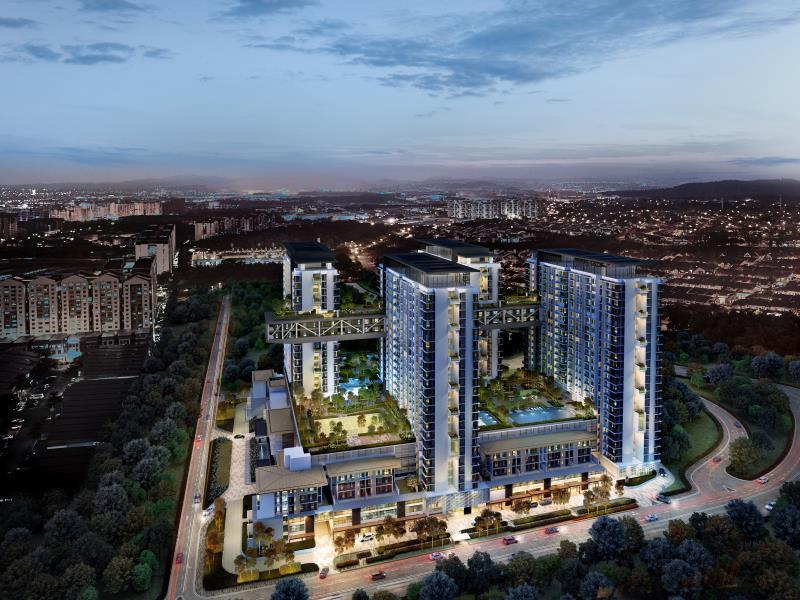 Ara Damansara : Cantara Residences