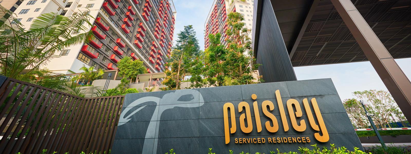 Paisley Serviced Residences, Tropicana Metropark