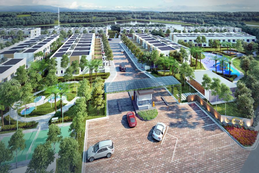ECO GREEN CITY SDN BHD [822302-T] (A subsidiary of MCT BHD [881786-X])