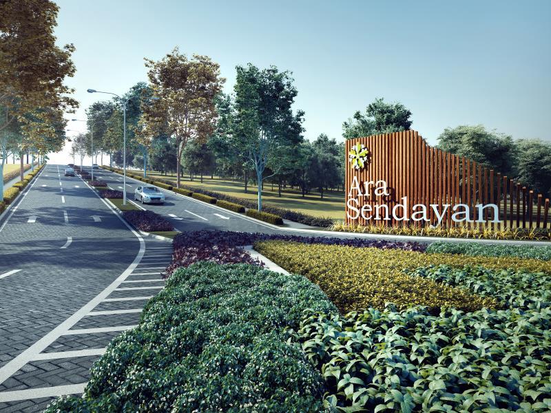 Adira Terraces @ Ara Sendayan