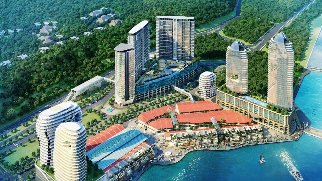 Jesselton Quay Central-Citypads Tower 2