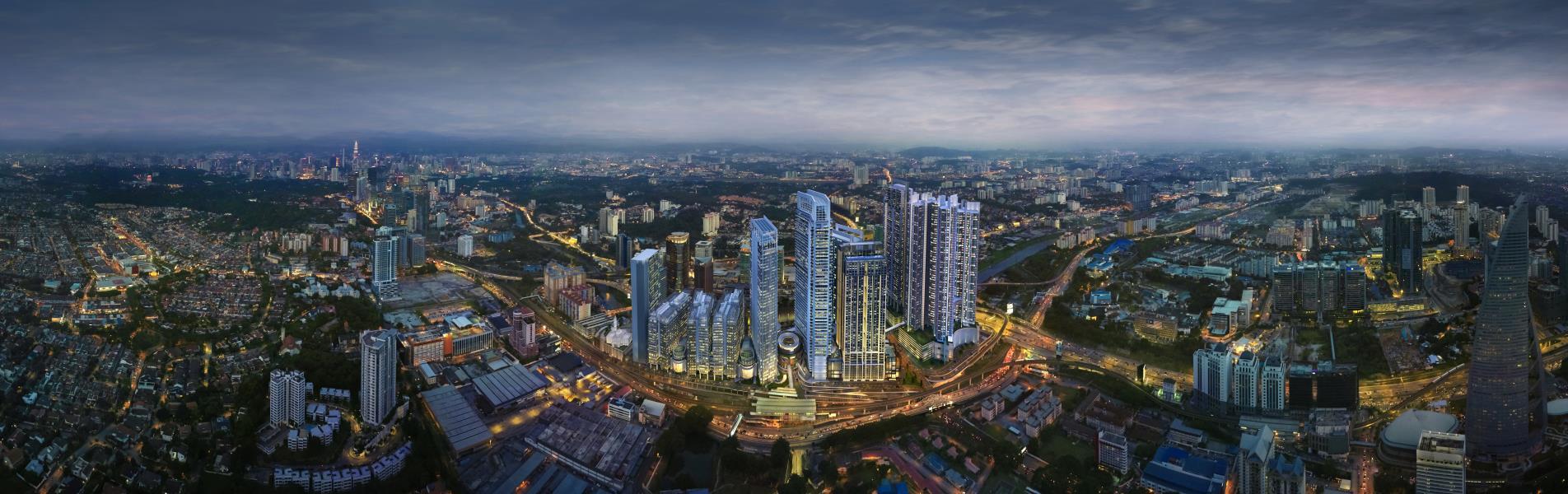Aspire Tower @ KL Eco City