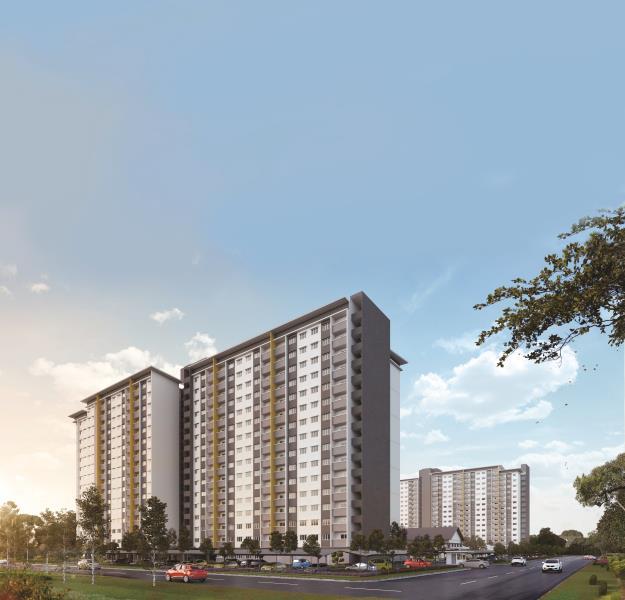 Rumah Selangorku RSKU : Serunai
