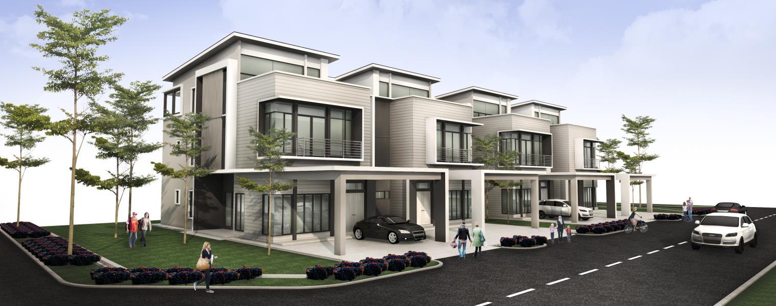 Chamberlain Villas