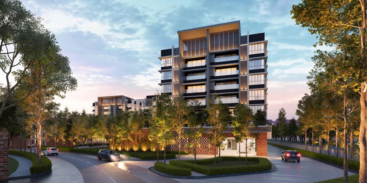Putra Heights : The Alcove