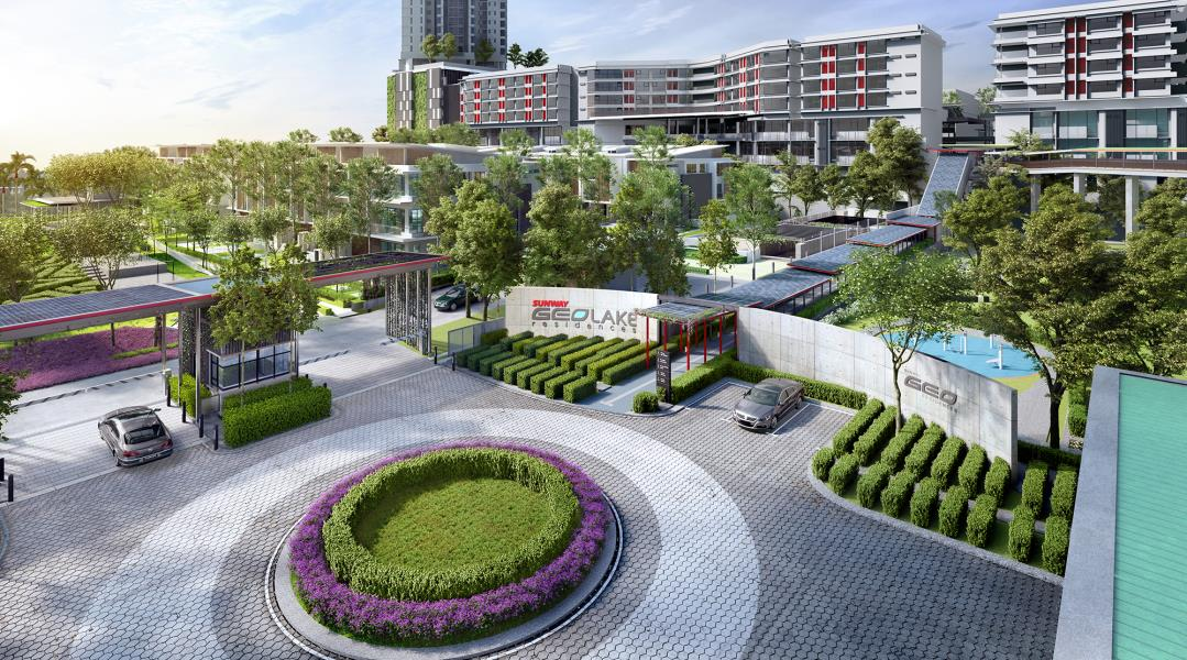 Sunway GEOLake (Condominium)