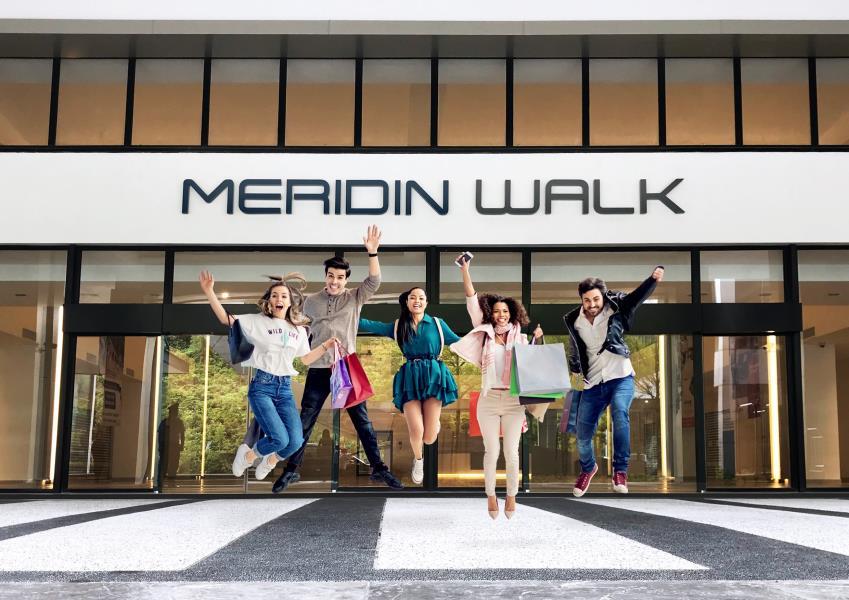 Meridin Walk