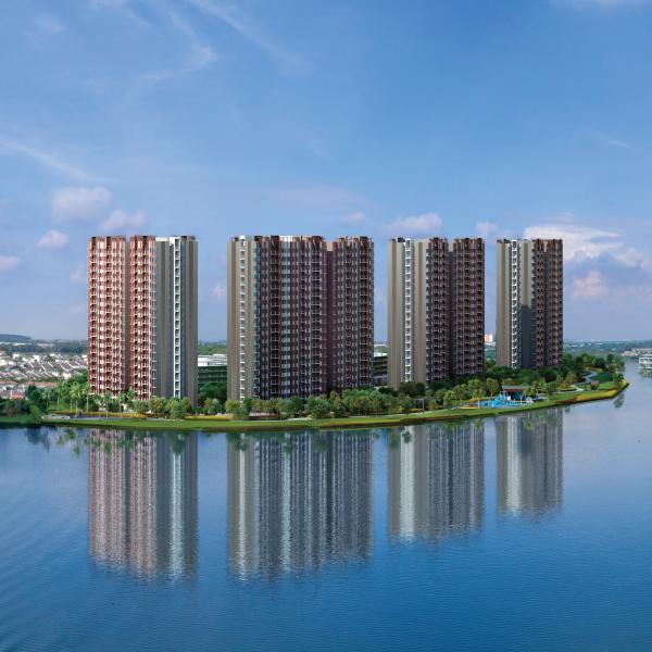 E'Island Lake Haven Residence Puchong