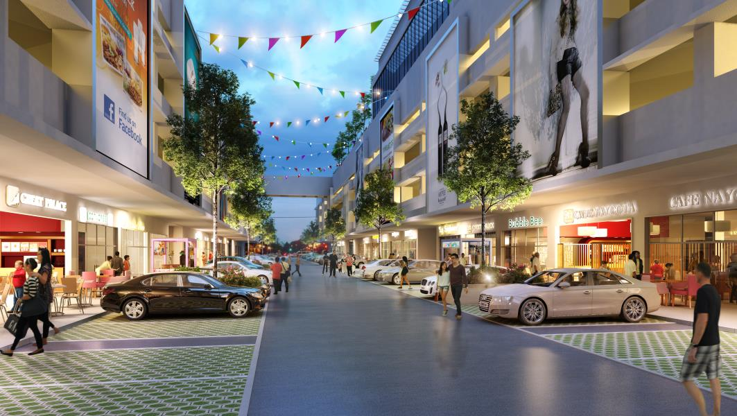 Meridin Avenue - Lifestyle Retail Shops